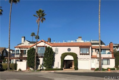 Corona del Mar Single Family Home For Sale: 2700 Ocean Boulevard