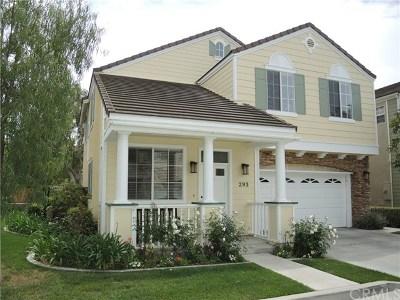 Costa Mesa Single Family Home For Sale: 293 Mesa Drive