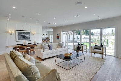 Newport Beach Single Family Home For Sale: 1801 Port Stanhope Place