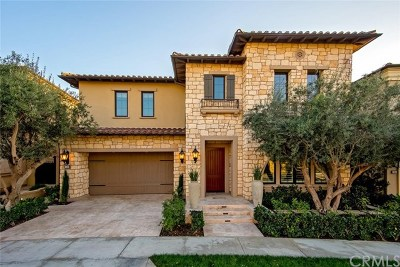 Irvine Single Family Home For Sale: 118 Gardenview