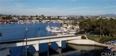 Newport Beach, Newport Coast, Corona Del Mar Rental For Rent: 611 Lido Park Drive #7B