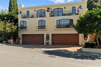 Corona Del Mar Condo/Townhouse For Sale: 479 Morning Canyon Road