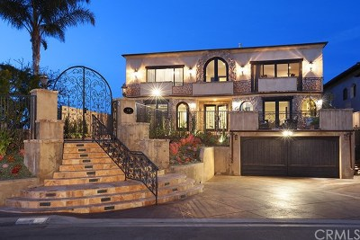 Corona del Mar Single Family Home For Sale: 441 Isabella Terrace