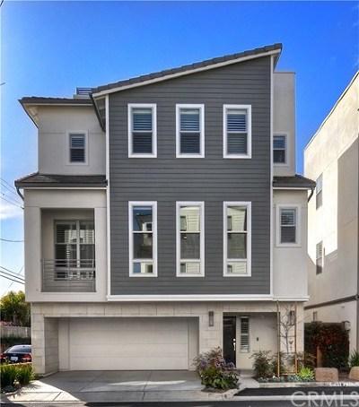 Costa Mesa Single Family Home For Sale: 2101 Tidewater