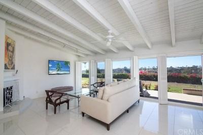 Newport Beach, Newport Coast, Corona Del Mar Rental For Rent: 2007 Vista Caudal