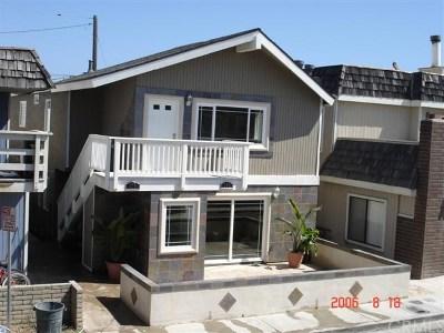 Newport Beach, Newport Coast, Corona Del Mar Rental For Rent: 208 Colton Street