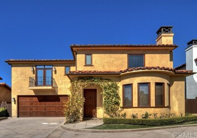 Costa Mesa Single Family Home For Sale: 332 E 15th Street