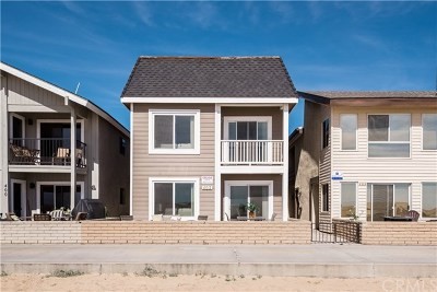 Newport Beach Multi Family Home For Sale: 402 E Oceanfront