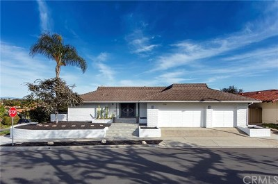 Newport Beach Single Family Home For Sale: 1734 Santiago Drive