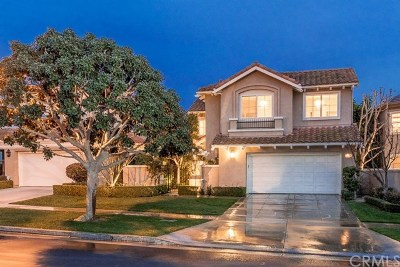 Newport Beach Single Family Home For Sale: 1430 Newporter Way