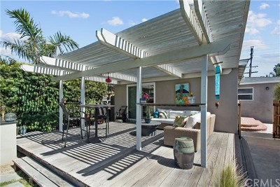 Costa Mesa Single Family Home For Sale: 213 Santa Isabel Avenue