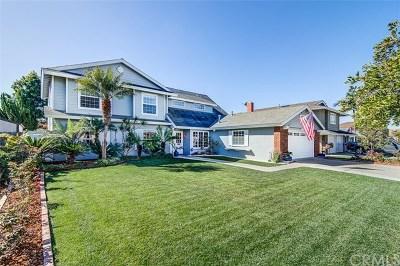 Costa Mesa Single Family Home For Sale: 1971 Flamingo Drive