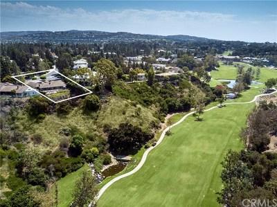 Newport Beach CA Single Family Home For Sale: $3,995,000