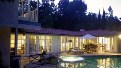 North Tustin Single Family Home Active Under Contract: 9951 Deerhaven Drive