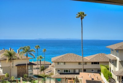 Laguna Beach Condo/Townhouse For Sale: 8 Blue Lagoon