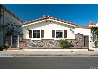 Newport Beach Single Family Home For Sale: 107 Via Orvieto