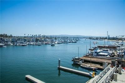 Newport Beach Condo/Townhouse For Sale: 2230 Newport Boulevard #14