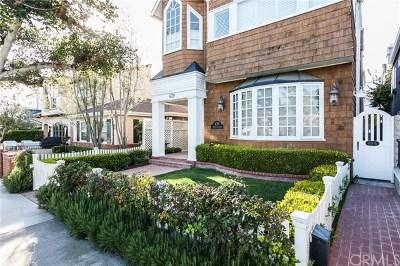 Newport Beach, Corona Del Mar, Newport Coast Rental For Rent: 439 Carnation Avenue #2