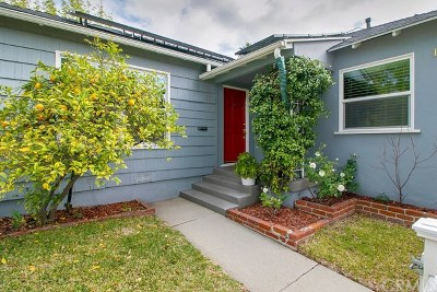 Pasadena Single Family Home For Sale: 1686 Kenneth Way