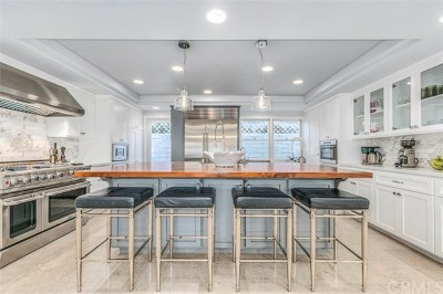Lido Island (Lido) Single Family Home For Sale: 125 Via Mentone