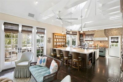 Newport Beach Single Family Home For Sale: 2642 Vista Drive