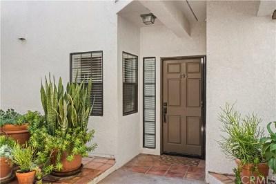Corona Del Mar Condo/Townhouse For Sale: 495 Morning Canyon Road #5