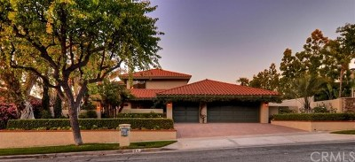 Corona Del Mar Single Family Home For Sale: 54 Drakes Bay