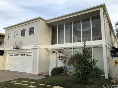 Huntington Beach Single Family Home For Sale: 4006 Humboldt Drive