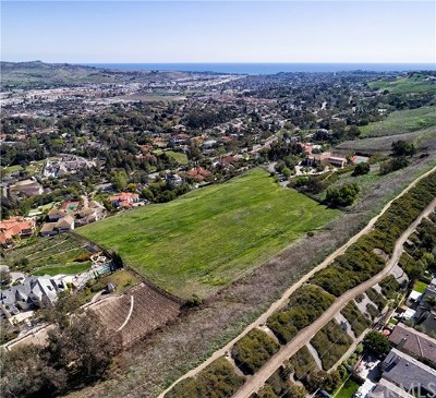 San Juan Capistrano Residential Lots & Land For Sale: 31641 Peppertree Bend