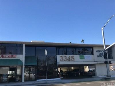 Newport Beach Rental For Rent: 3345 Newport Boulevard