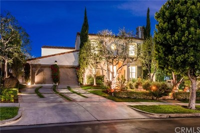 Irvine Single Family Home For Sale: 47 Shady Lane