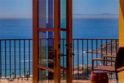 Laguna Beach Single Family Home For Sale: 563 Emerald Bay