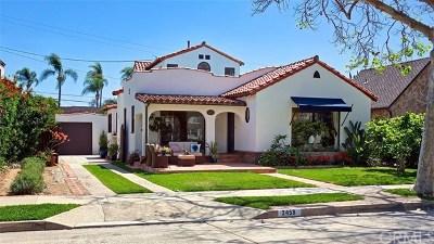 Santa Ana Single Family Home For Sale: 2458 N Riverside Drive