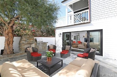 Newport Beach Single Family Home For Sale: 119 Via Koron
