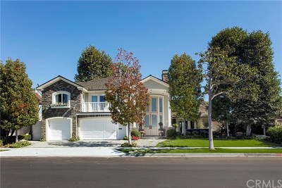 Newport Beach Single Family Home For Sale: 1906 Santiago Drive