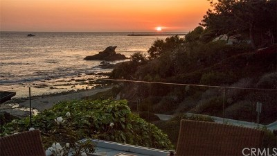Corona del Mar Single Family Home For Sale: 115 Milford Drive