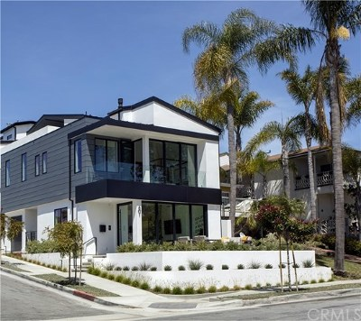 Corona del Mar Condo/Townhouse For Sale: 601 Iris Avenue