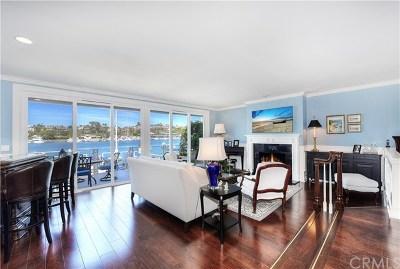 Newport Beach Single Family Home For Sale: 214 Via Lido Nord