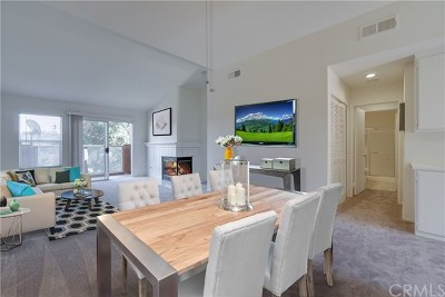 Laguna Niguel Condo/Townhouse For Sale: 30902 Clubhouse Drive #24G