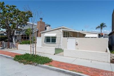 Balboa Peninsula Point (Blpp) Single Family Home For Sale: 1714 Plaza Del Norte