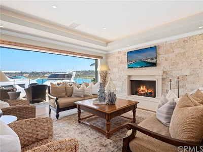 Newport Beach Single Family Home For Sale: 204 Evening Star Lane
