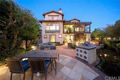 Newport Coast Single Family Home For Sale: 4 Coral Reef