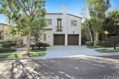 Irvine CA Single Family Home For Sale: $2,380,000