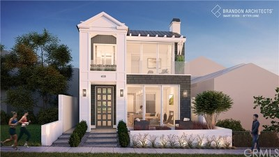 Corona Del Mar North Of Pch (Cnhw) Single Family Home For Sale: 418 Larkspur Avenue