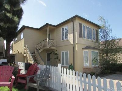 Corona del Mar Multi Family Home For Sale: 418 Larkspur Avenue