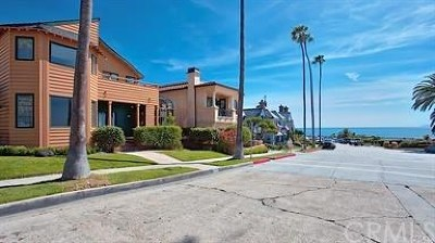 Corona del Mar Rental For Rent: 210 Goldenrod Avenue