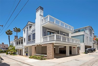 Corona del Mar Rental For Rent: 212 Marguerite Avenue