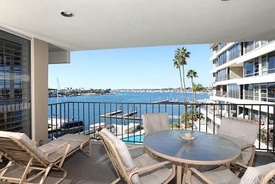 Newport Beach, Newport Coast, Corona Del Mar Rental For Rent: 2525 Ocean Boulevard #3C