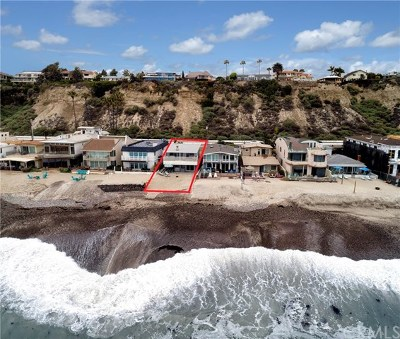 Dana Point Single Family Home For Sale: 35315 Beach Road