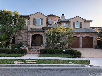 Newport Beach Single Family Home For Sale: 1971 Port Locksleigh Place